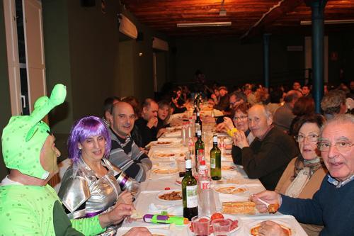 Cena Carnavalera
