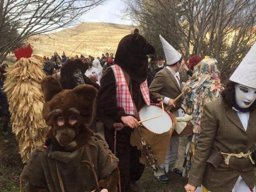 Desfile del Carnaval Tradicional